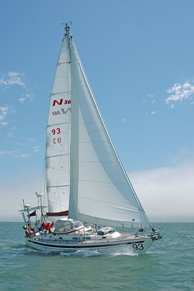 Image of part of  a Sailing to Purgatory webpage to illustrate the article.